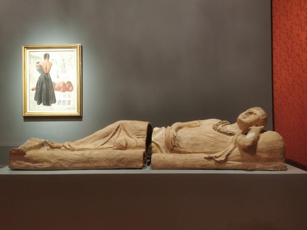 Campigli e gli Etruschi a Palazzo Franchetti