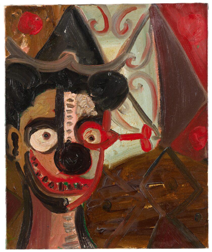 George Condo, Senza Titolo, 1987, 40-60.000 €