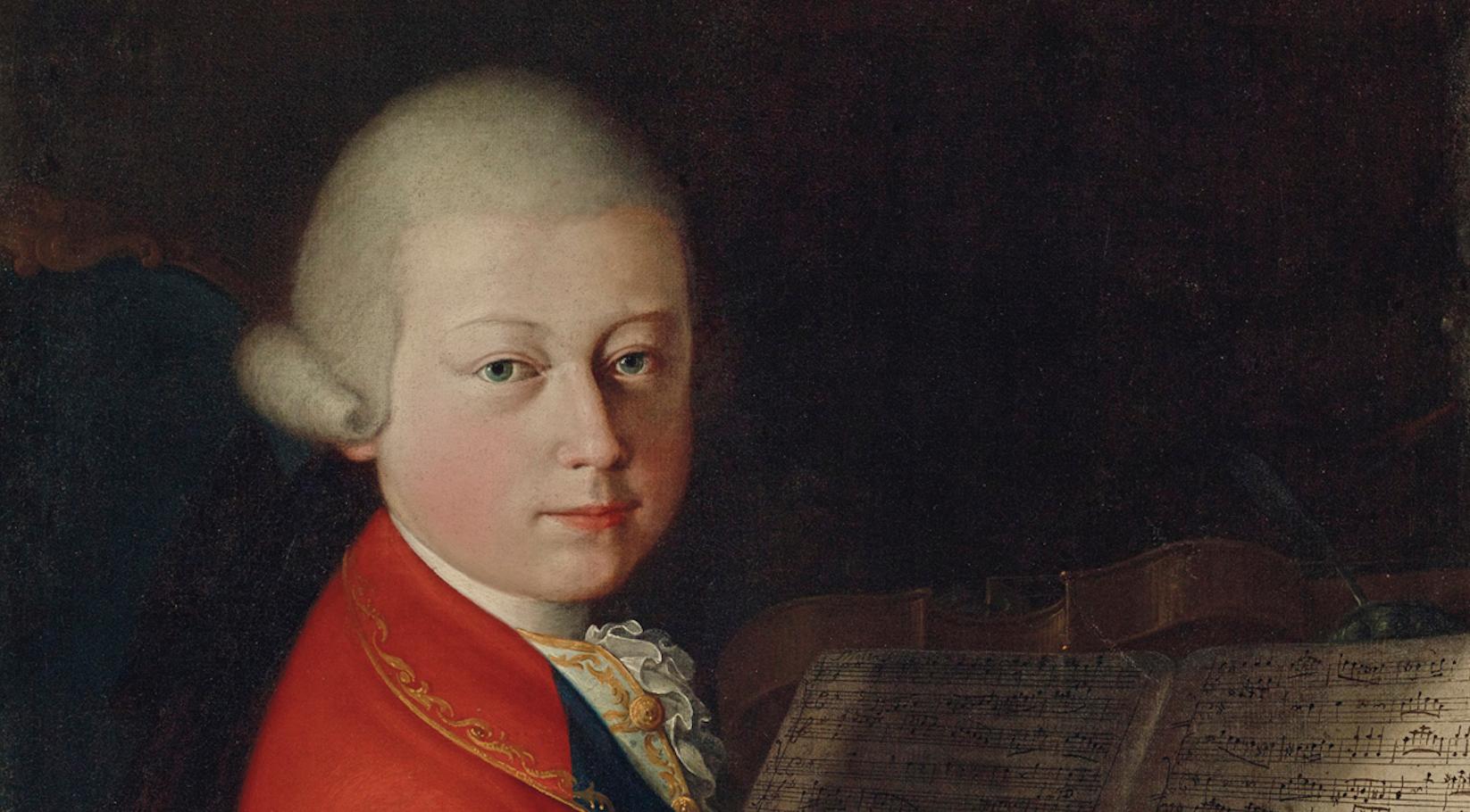 Mozart torna a Verona. In mostra a Castelvecchio il ritratto di Giambettino Cignaroli