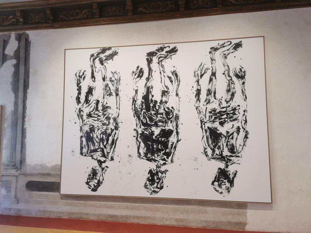 """""""<Georg Baselitz, Archinto, Museo di Palazzo Grimani, Venezia"""