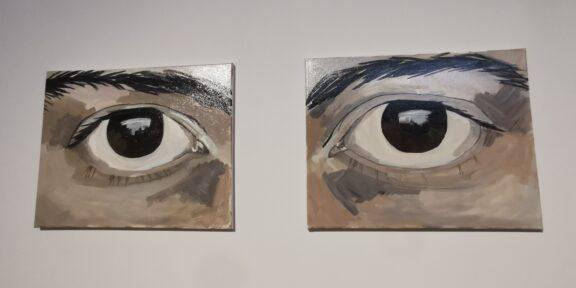 Morag Keil, Stop Painting, Fondazione Prada, Venezia