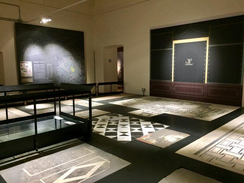 Mosaici e pavimentazioni romani