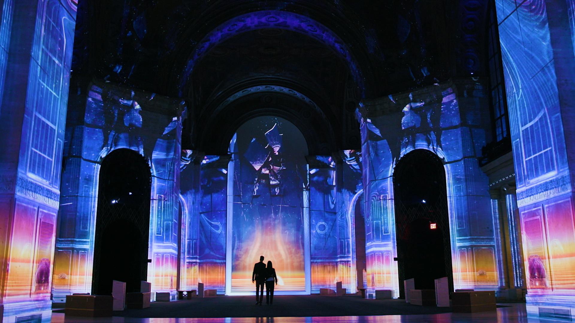 Mirò, l'arte immersiva, Pinuccio Sciola, la Torre Eiffel: cultura in streaming su Nexo+