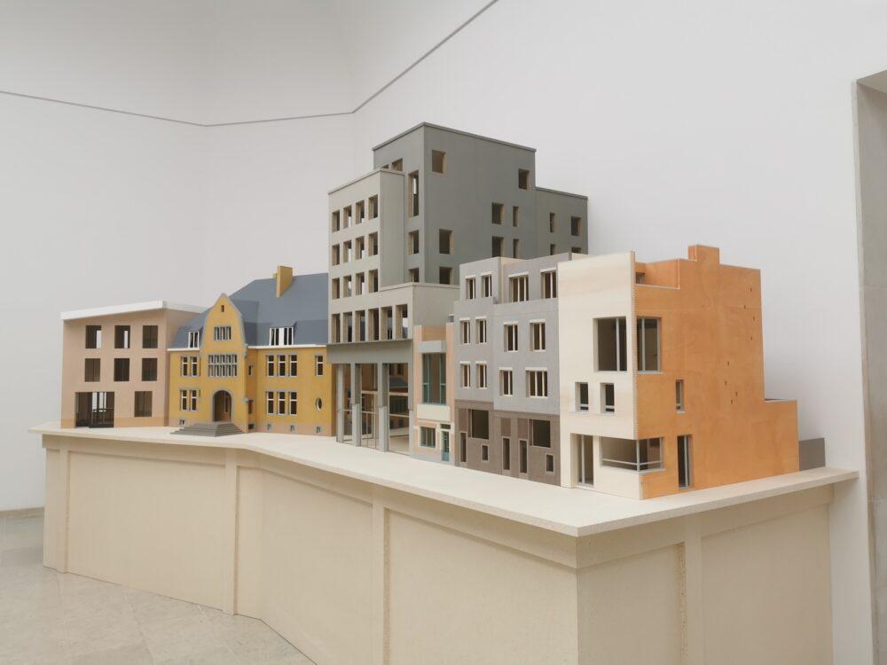 Il Padiglione del Belgio alla Biennale Architettura