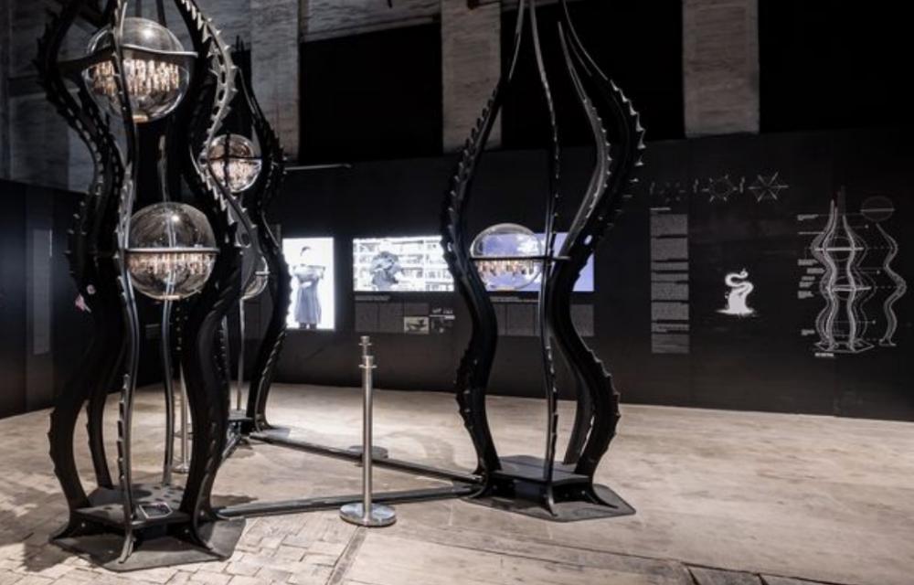 Il Padiglione dell'Italia alla Biennale Architettura
