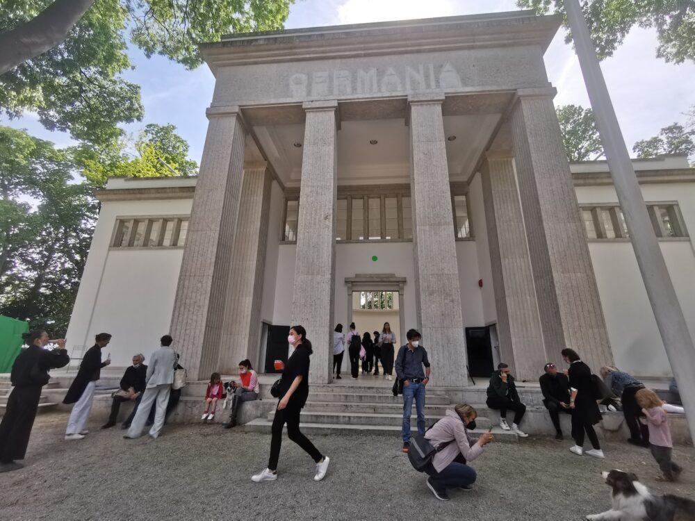 Il Padiglione della Germania alla Biennale Architettura di Venezia 2021