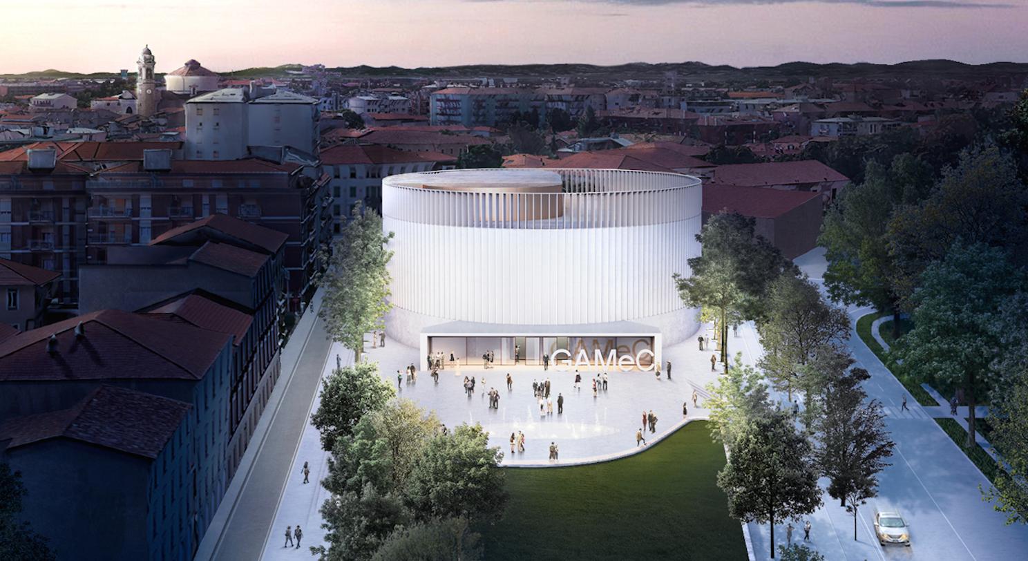Un distretto per l'arte. Ecco il progetto della nuova GAMeC di Bergamo