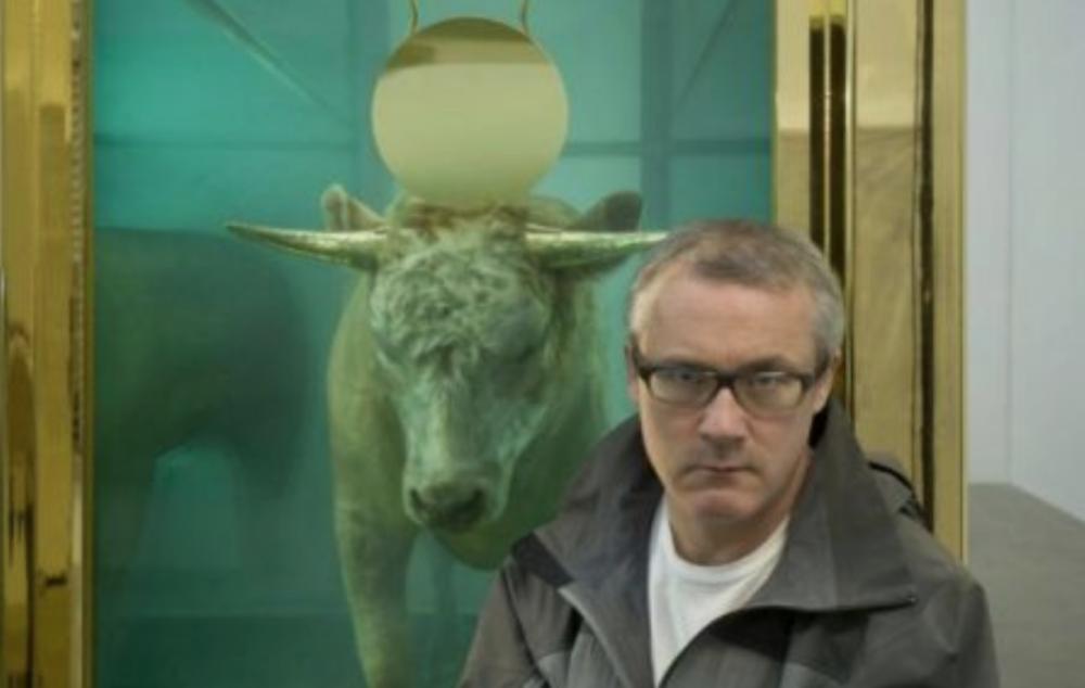 Il vitello d'oro di Damien Hirst