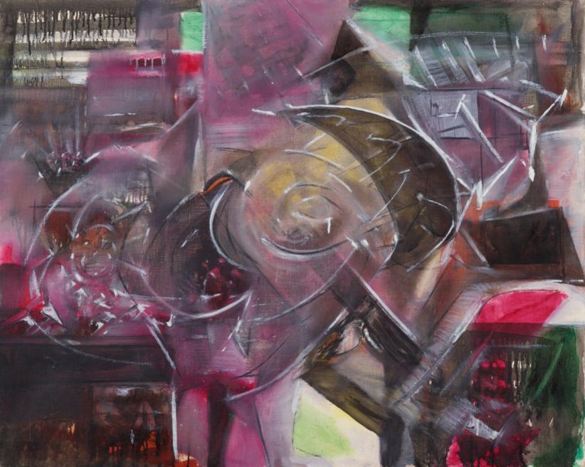 Roberto Sebastian Matta_lotto 46_Asta Arte Moderna del 22-6-2021