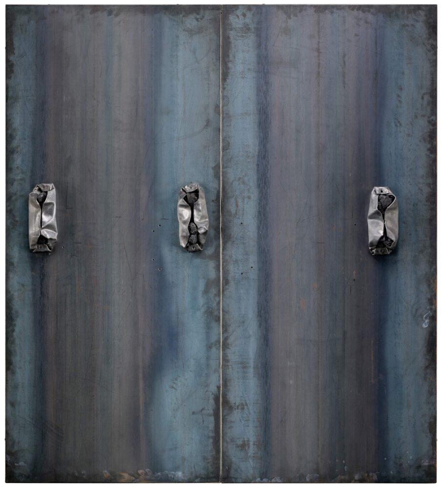 Jannis Kounellis, Untitled, 1989, est. €180,000-250,000