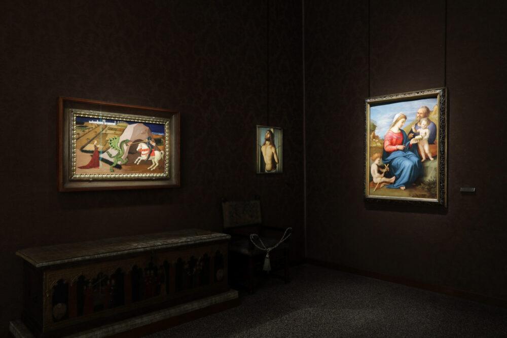 La Sala del Rinascimento di Palazzo Cini (foto Massimo Pistore)