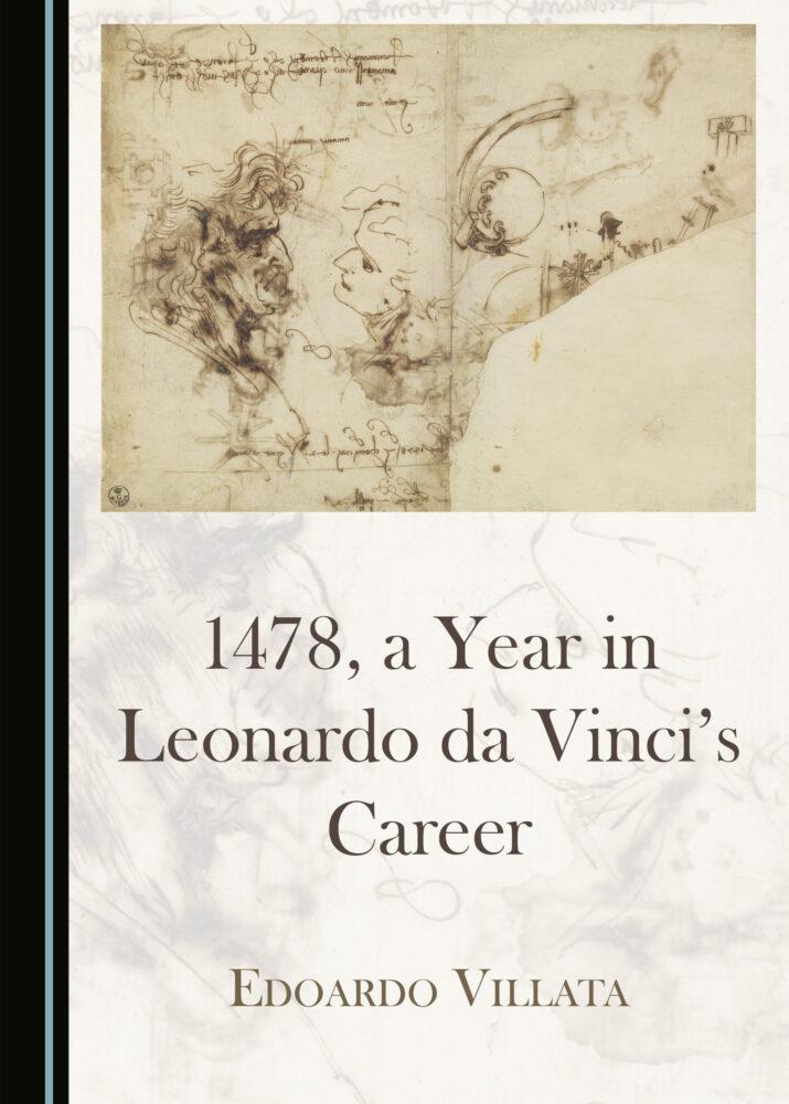 La copertina del libro 1478, a Year in Leonardo da Vinci's Career