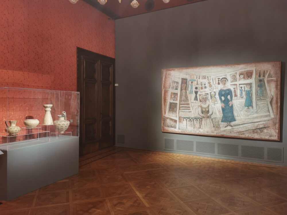 Massimo Campigli e gli Etruschi. Una pagana felicità, ACP - Palazzo Franchetti, Venezia