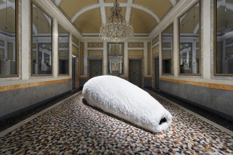 Nedko Solakov A Beauty 4, 2011 Courtesy Galleria Massimo Minini