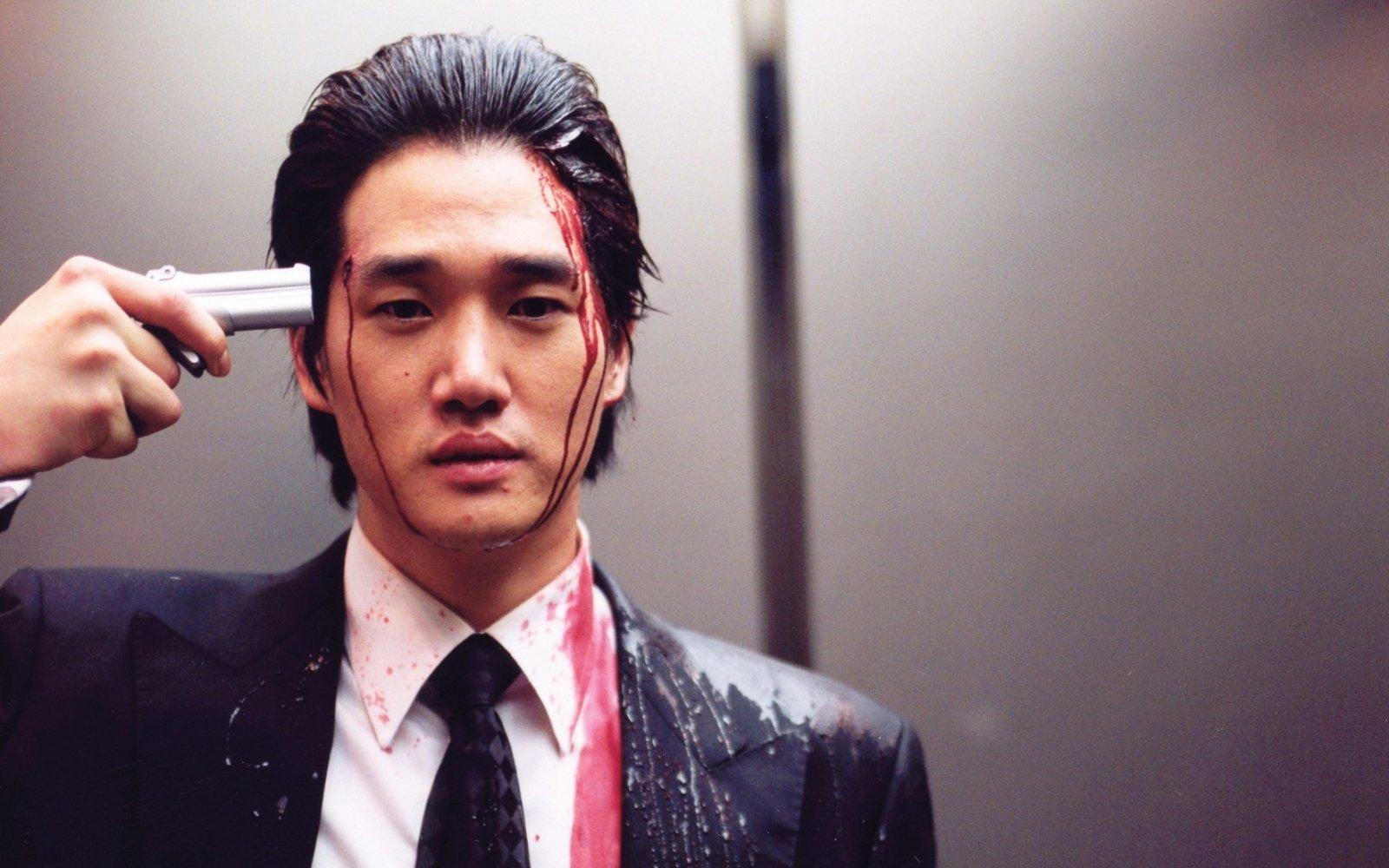 Oldboy Park Chan-wook