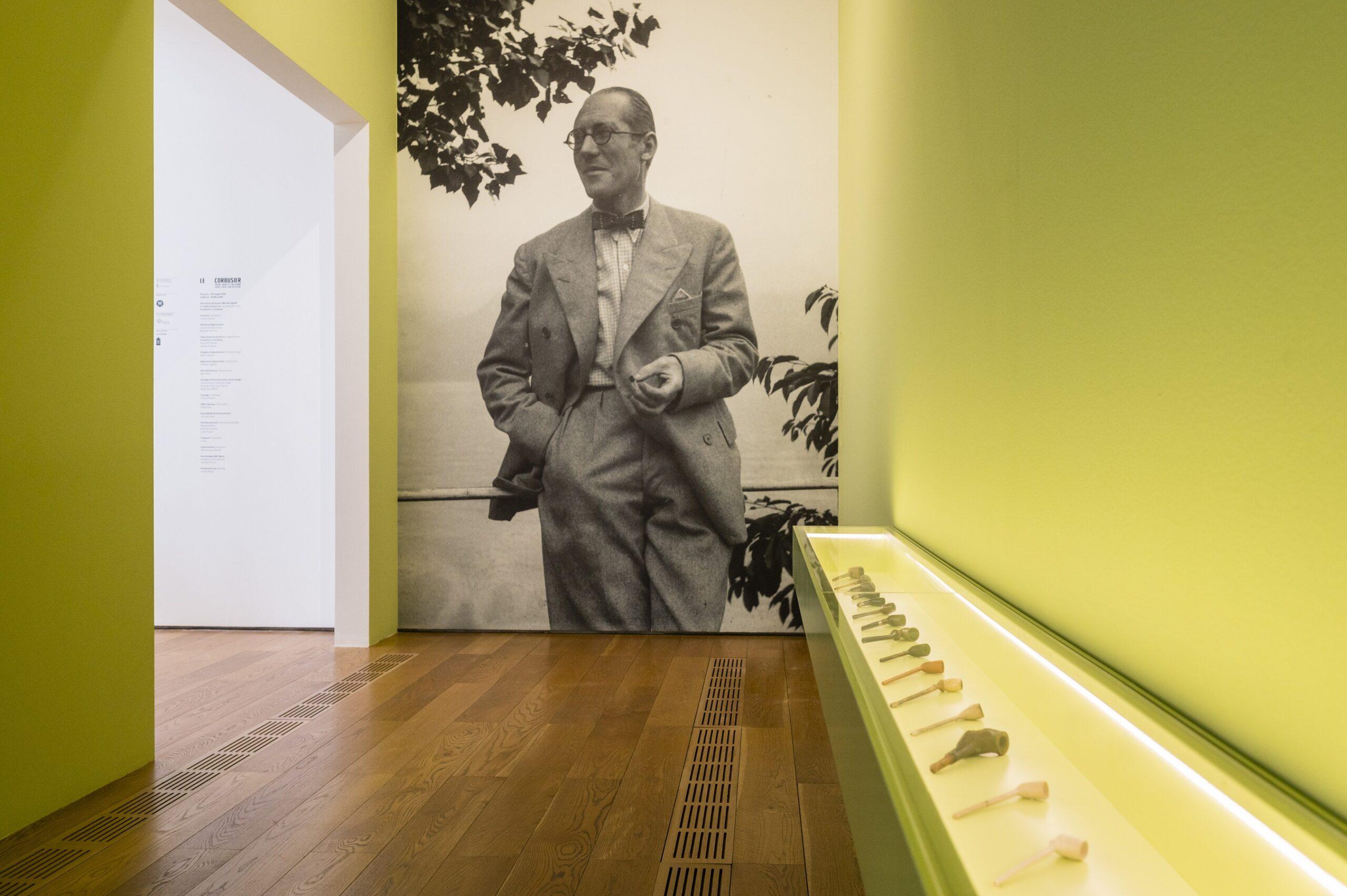 Le Corbusier. Viaggi, oggetti e collezioni: la mostra alla Pinacoteca Agnelli, Torino