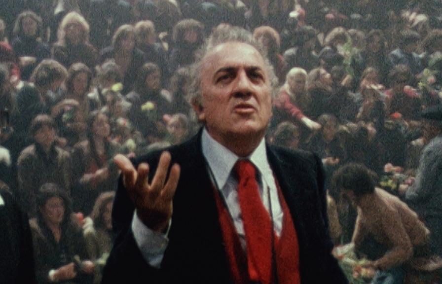 Fellinopolis, dietro le quinte dei film di Federico Fellini