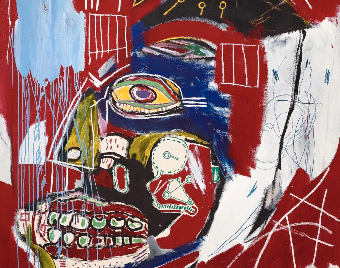 Basquiat sfiora il record, Jonas Wood e Jordan Casteel da sogno, volano gli NFT. Si chiude così la prima 21st Century Sale di Christie's