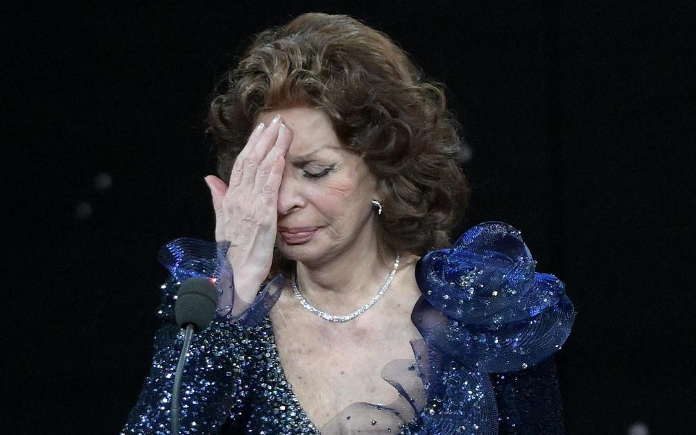 David di Donatello, trionfa Volevo Nascondermi,  Sophia Loren migliore attrice