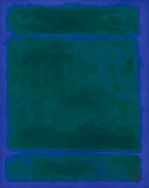 Mark Rothko, Untitled (1970)