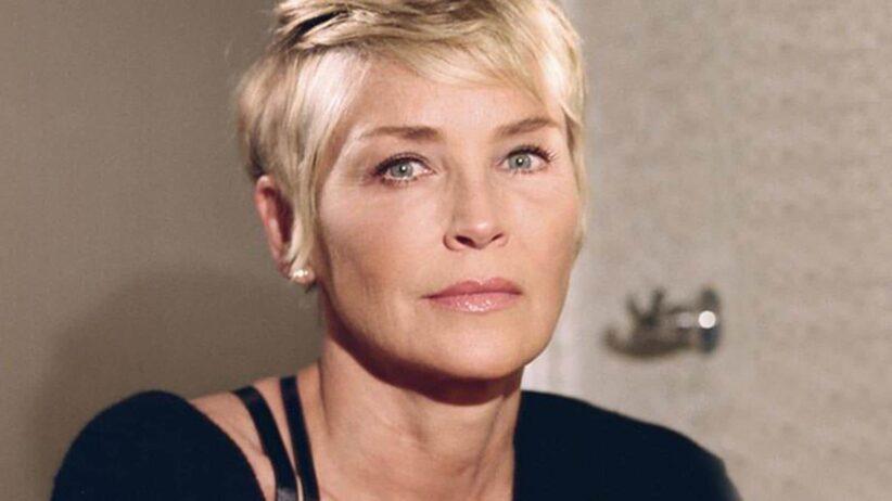 Sharon Stone, Che tempo che fa, Rai3