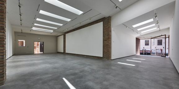 Spazio Berlendis, interno
