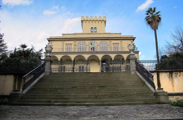 Villa Fabbricotti, futura sede dell'Archivio Alinari, Firenze
