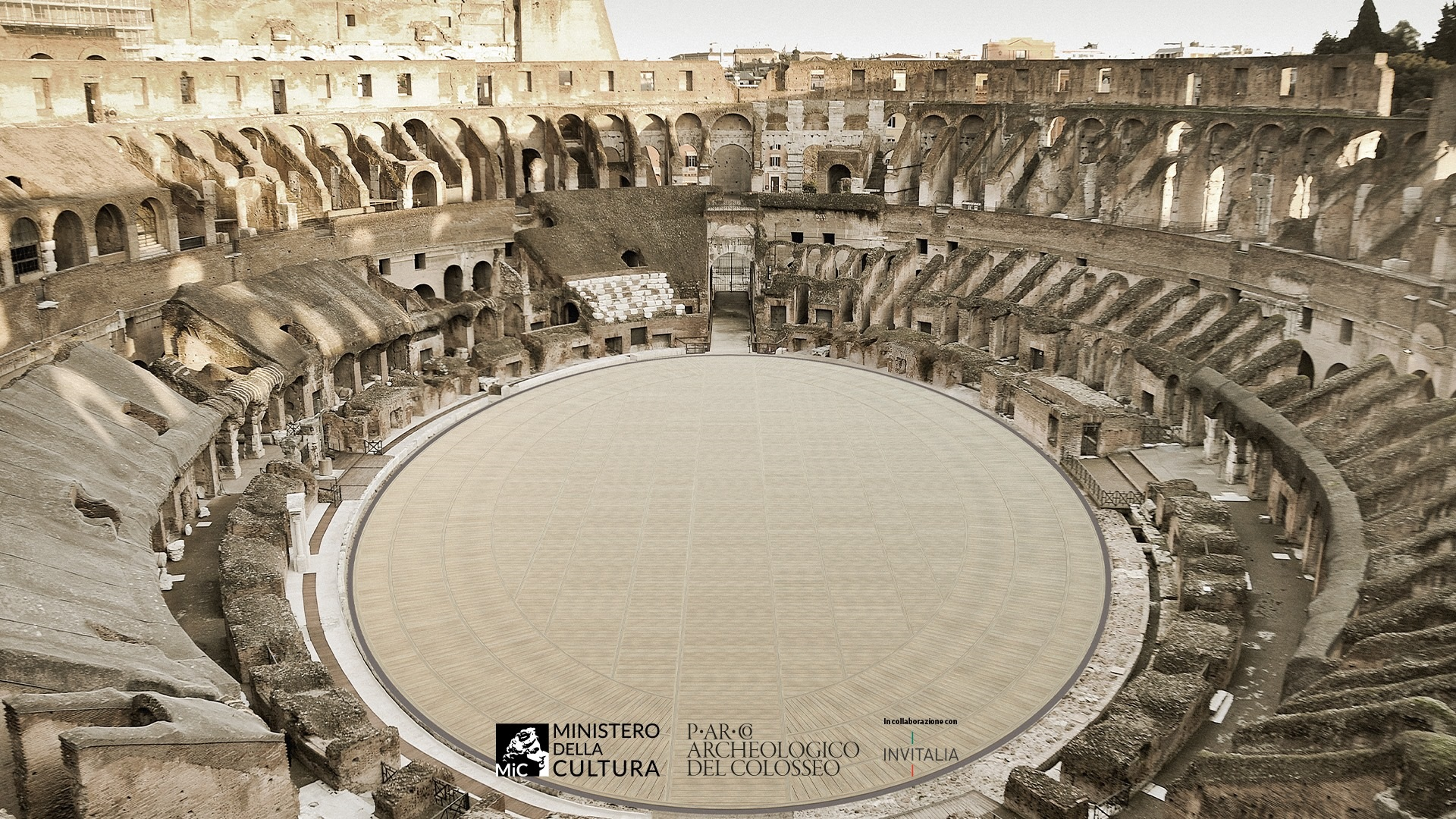 Sarà ricostruita l'arena del Colosseo. Un evento storico: cosa cambierà per i visitatori?