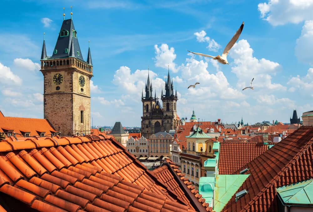 La città più bella del mondo: Praga secondo Milan Kundera