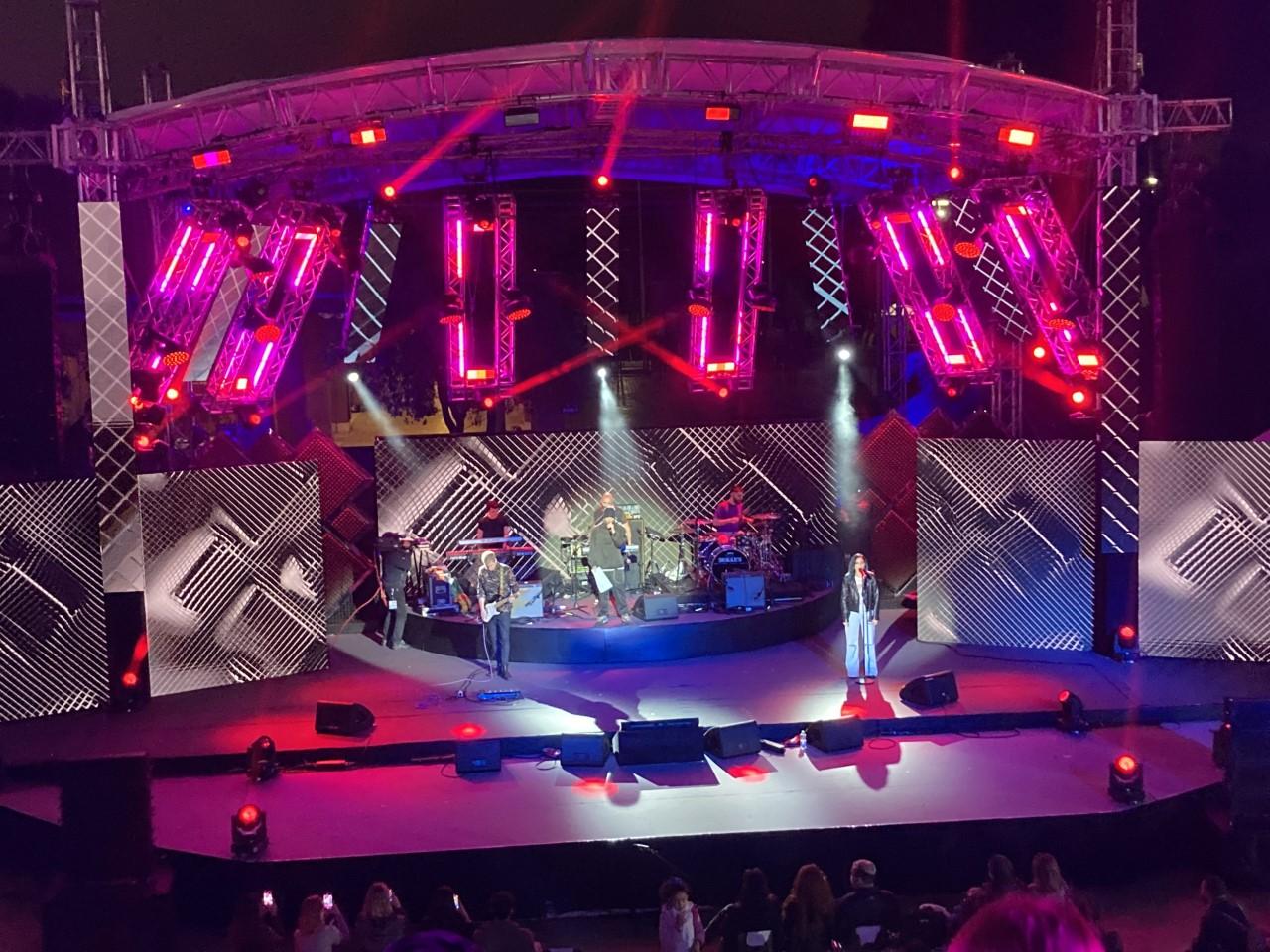 Live dal Primo Maggio a Roma all'Auditorium Parco della Musica: foto e aggiornamenti