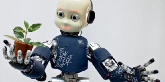 """""""Robot. The Human Project"""""""