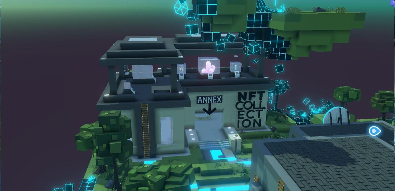 Il Paese delle Meraviglie 2.0: videogioco e Crypto Art si incontrano nel mondo virtuale 3D