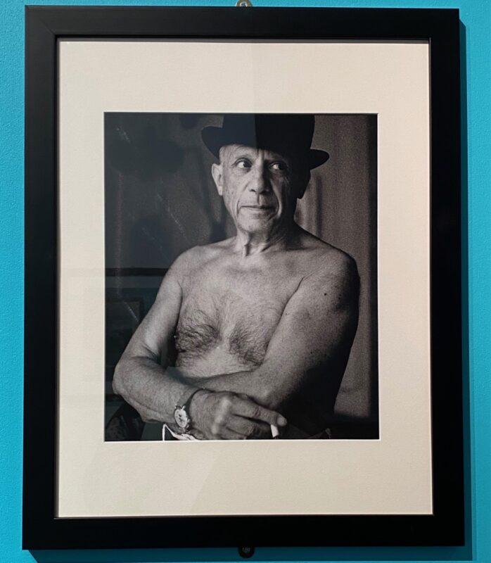 Picasso, Villa La Californie, Cannes(1955)