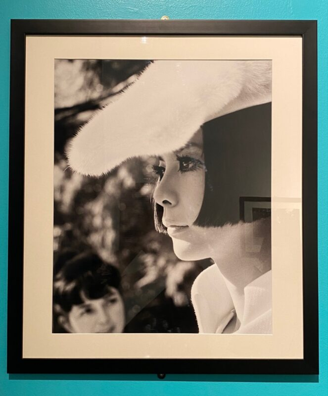 Le nuove signore eleganti, Hiroko Matsumoto, Parigi(1965)