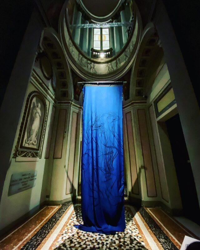 Margherita Raso W0934.B, 2018 Courtesy l'artista e Galleria Fanta-MLN, Milano