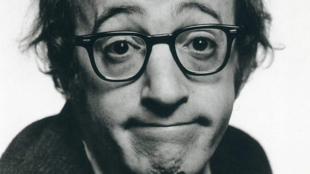 Il grande Woody Allen ospite domenica a Che Tempo Che Fa