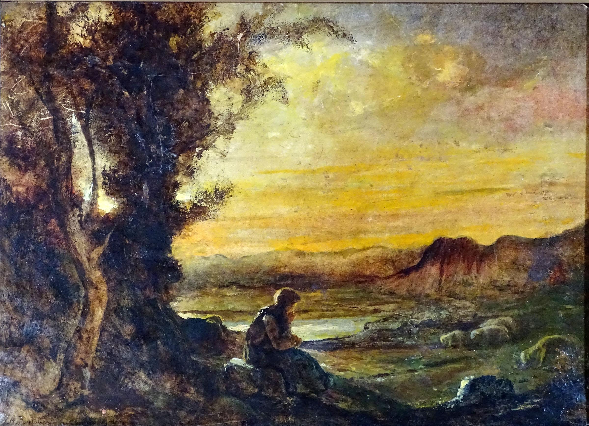 Da Previati a Fontana, da De Nittis a Carrà. A Lecco, due secoli di pittura del paesaggio