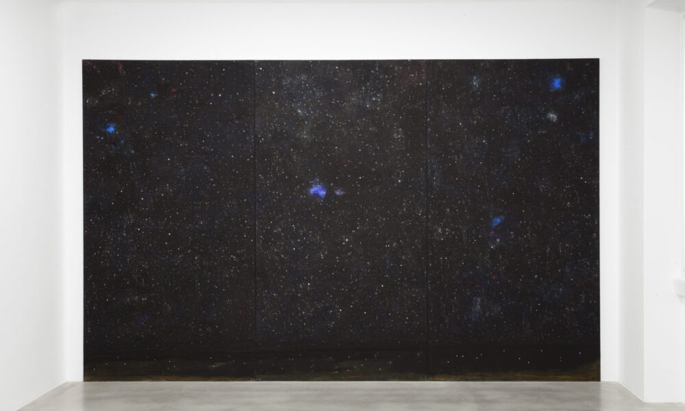 Natale Addamiano Dep Art A riveder le stelle, 2021