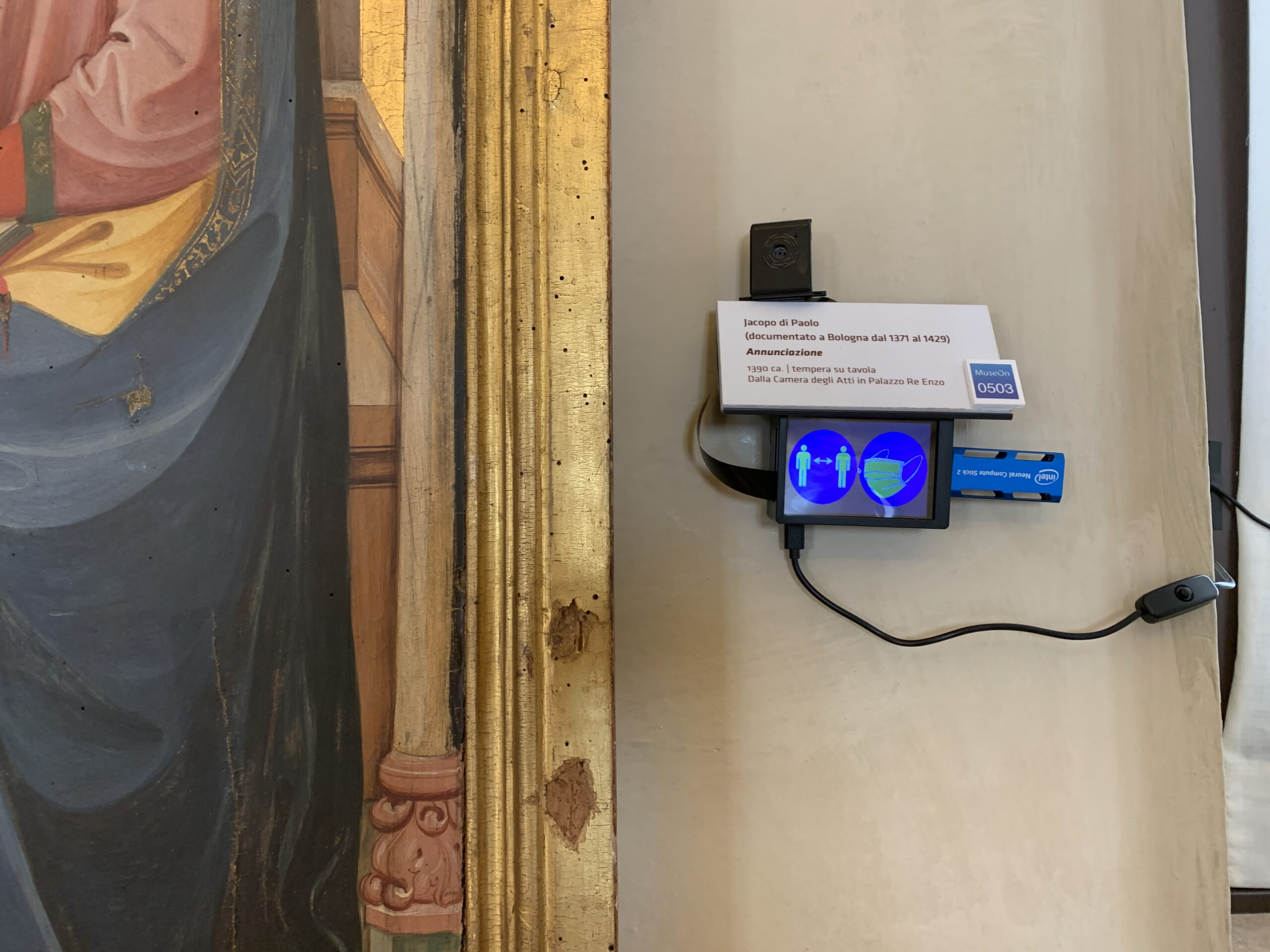 Nei musei di Bologna una telecamera rileverà il gradimento dei visitatori davanti alle opere d'arte