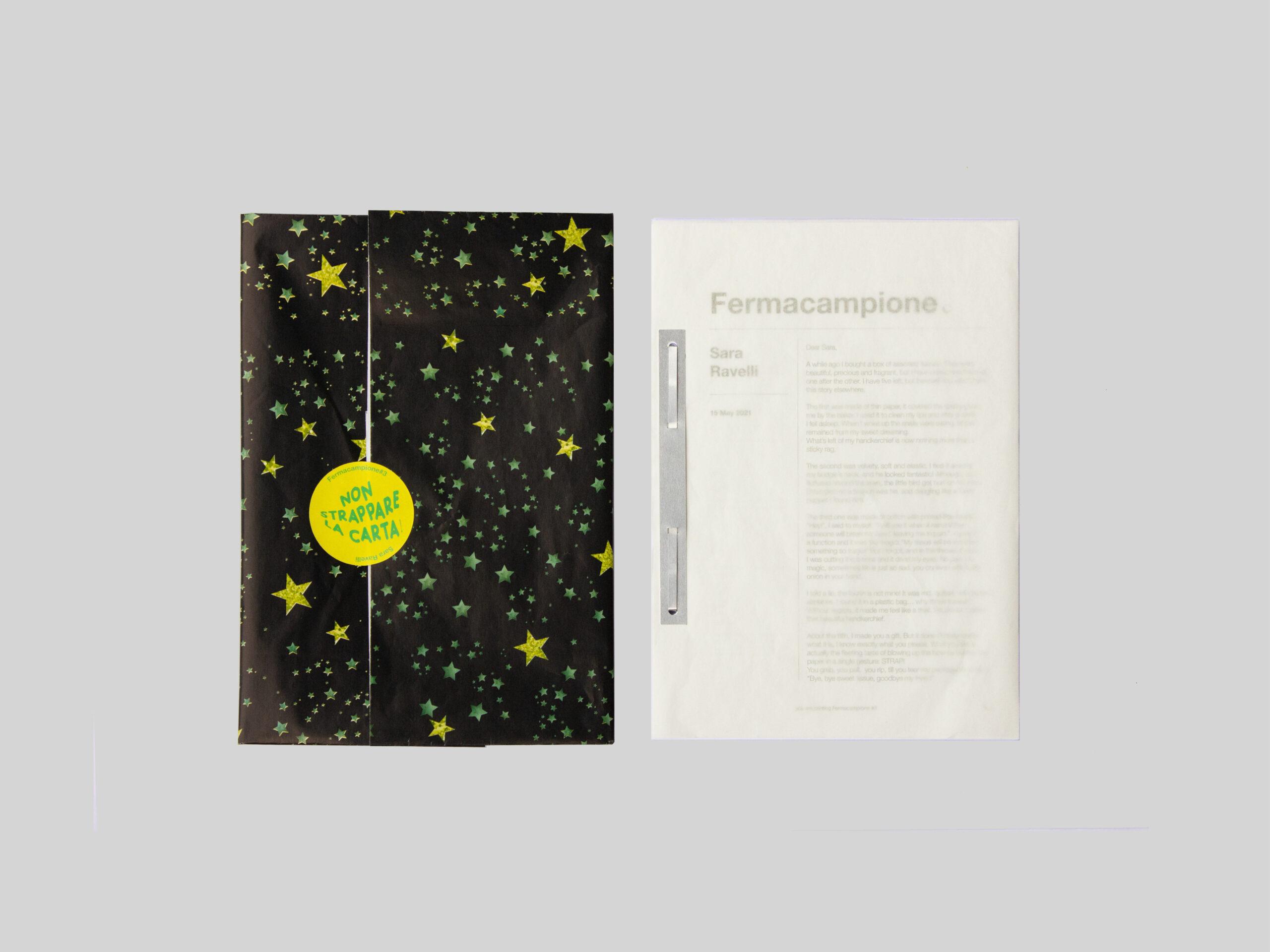 """Fermacampione. Mida Fiore ci conduce alla scoperta del progetto editoriale da """"stampare e conservare"""" da lei ideato"""