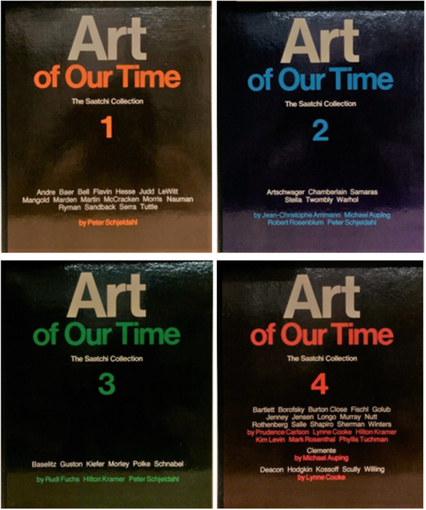Art of Our Time. The Saatchi Collection, 1984