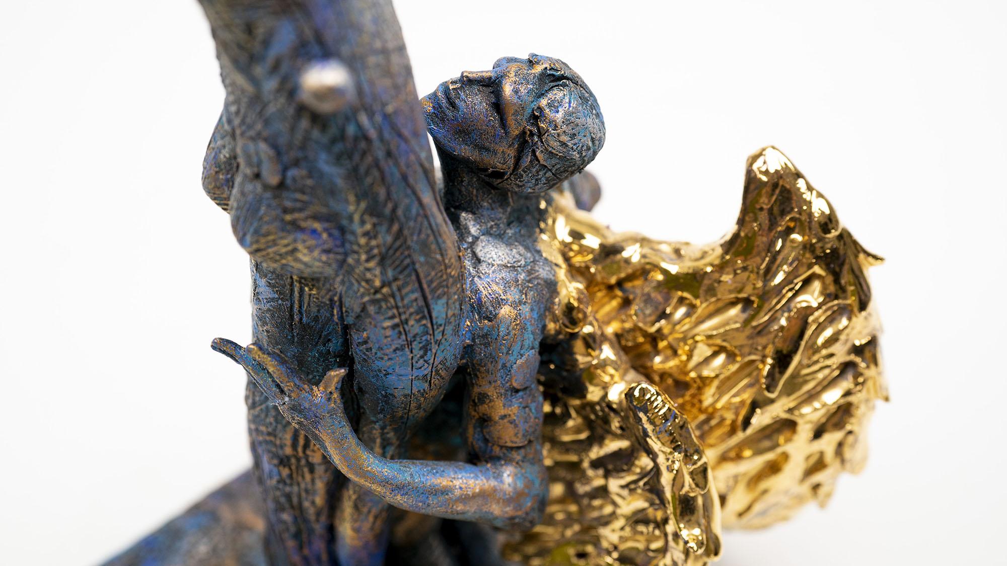 """Una vita per la scultura. Carlo Zoli è """"Quiete"""" e """"Tempesta"""""""