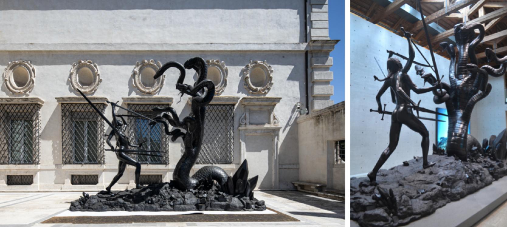 """Hirst alla Galleria Borghese? """"Mostra originale"""". L'ultima topica del ministro Franceschini"""