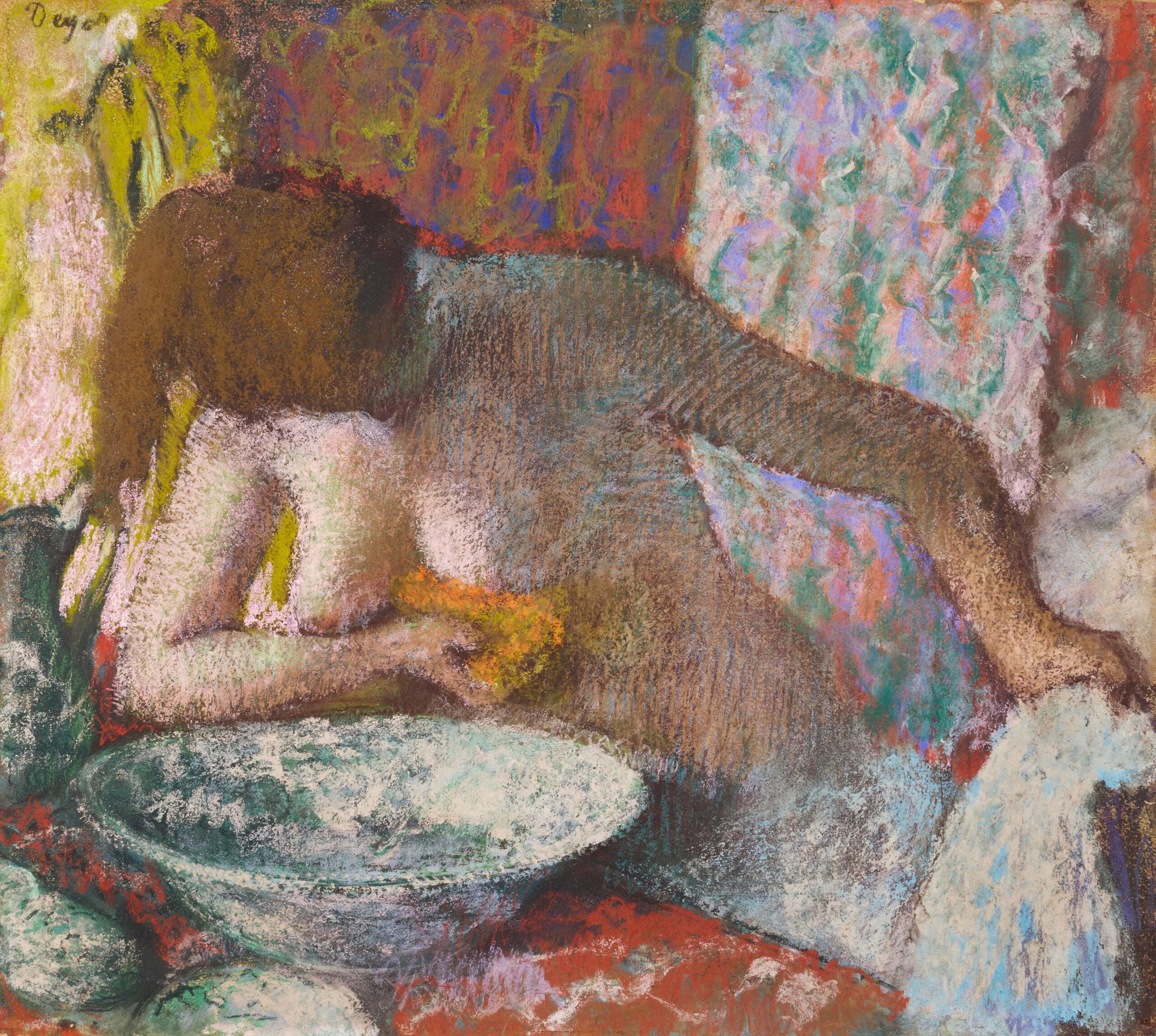 Degas, Renoir e Redon. La magia del pastello in asta da Sotheby's