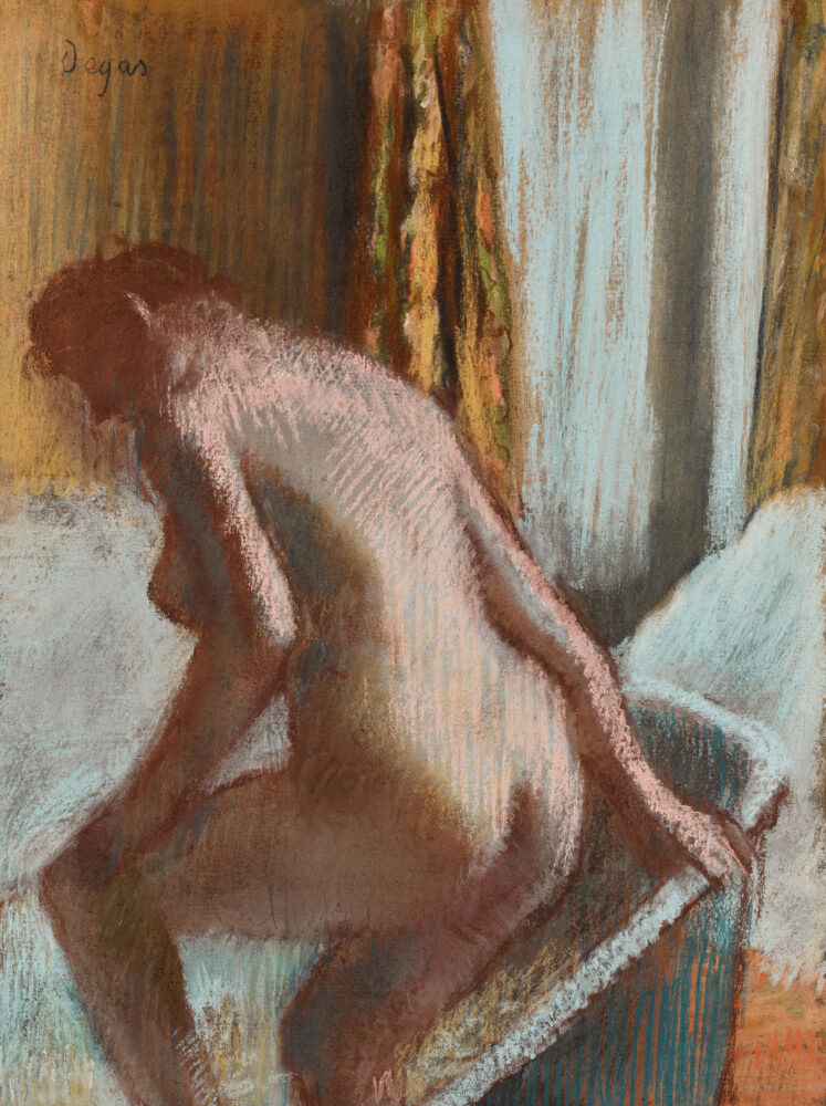 Edgar Degas, Le Bain, est. £1,500,000-2,000,000