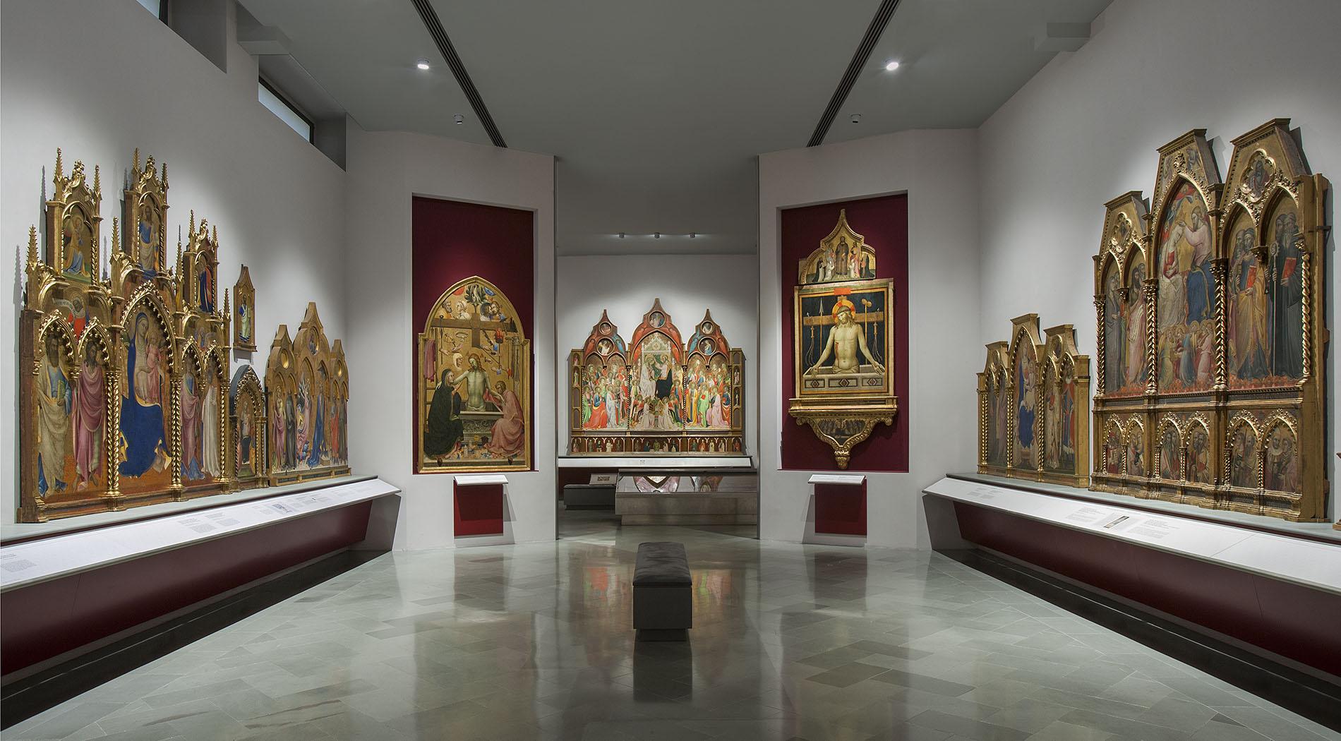 Presto di potrà tornare ad ammirare lo splendido Tardogotico fiorentino alla Galleria dell'Accademia di Firenze