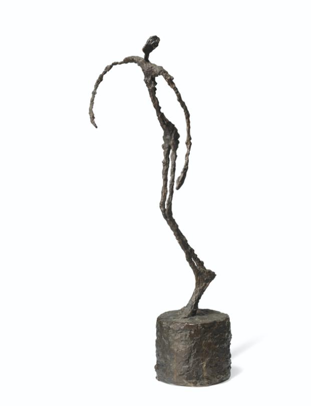 Alberto Giacometti, Homme qui chavire