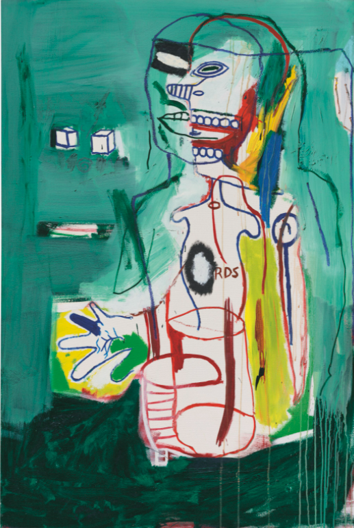 Jean-Michel Basquiat, Untitled