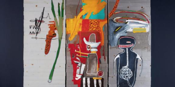 Jean Michel Basquiat, Untitled, 1985