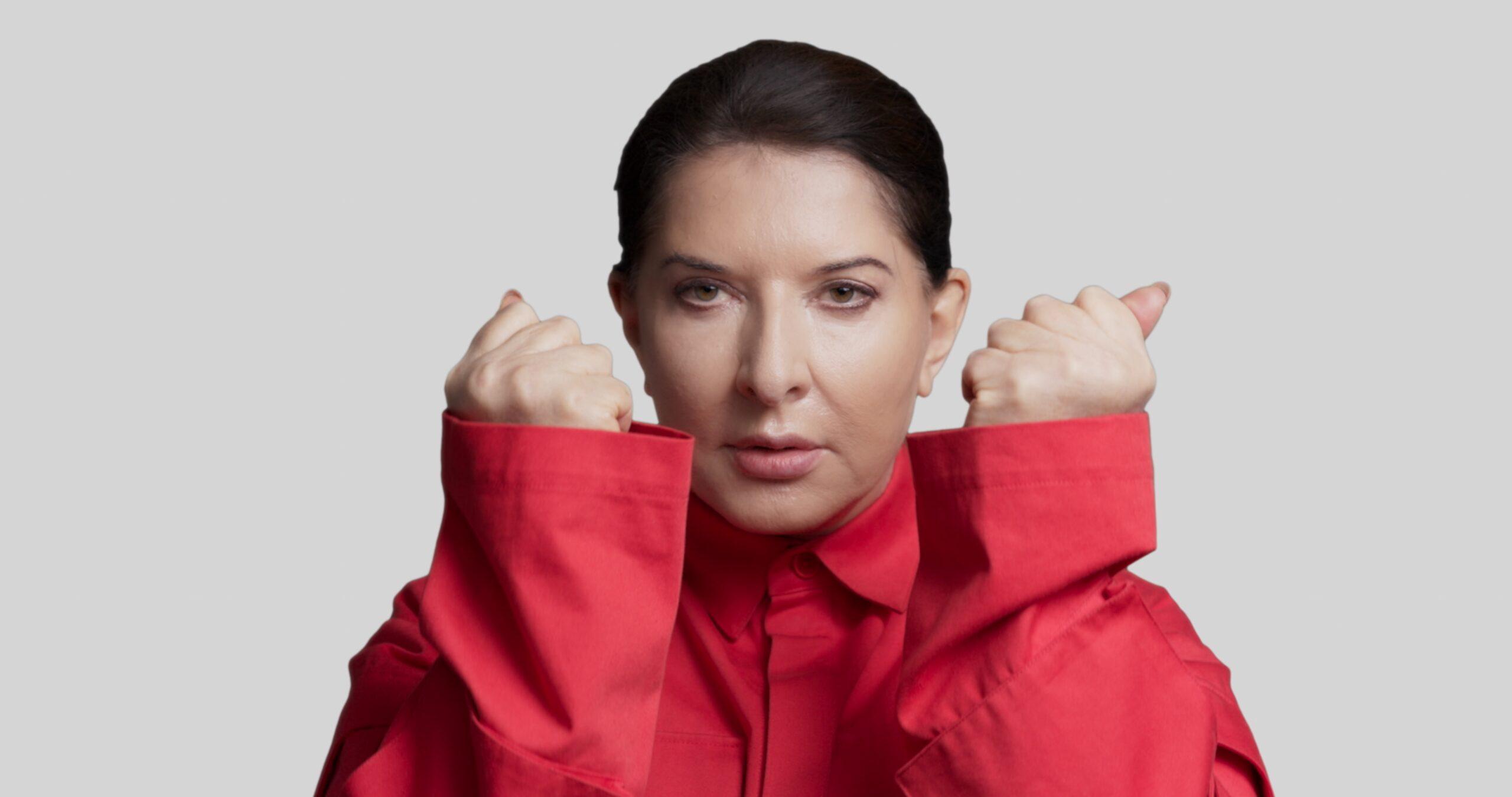 Marina Abramović sarà Accademica d'Onore dell'Accademia di Belle Arti di Carrara
